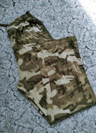 Домашні штани флісові р.l-xl