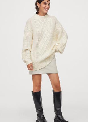 Новый джемпер, свитер h&m. размер s