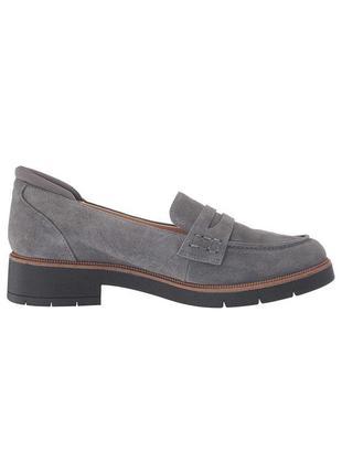 Лофери  dr. scholl's womens generation dark shadow grey loafers