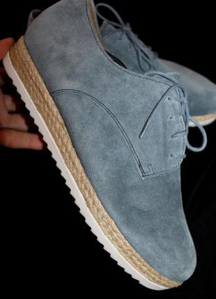 40 разм. туфли gabor. замша. made in portugal длина по внутренней стельке 26 см., ширина подошвы 9 с