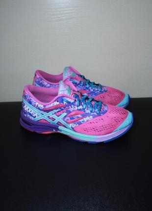 Оригинал asics gel-noosa tri женские кроссовки беговые для бега