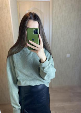 Толстовка свитшот свитер
