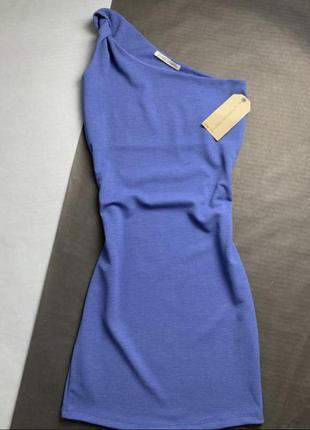 Нове синє плаття
