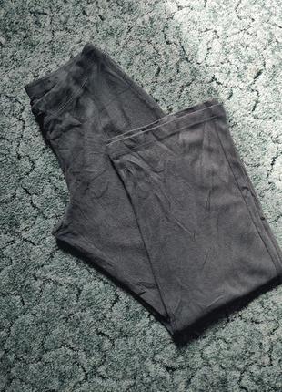 Легкі теплі флісові штани р. l