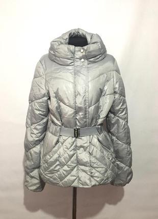 Куртка деми серая h&m