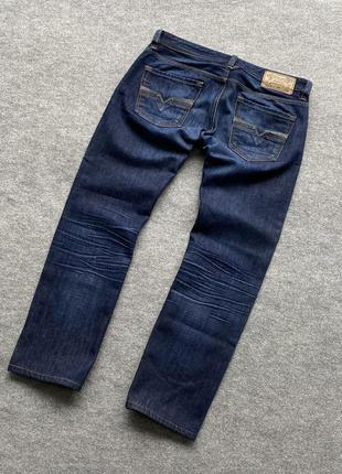 Круті класичні джинси diesel industry larkee regular straight w33 l34