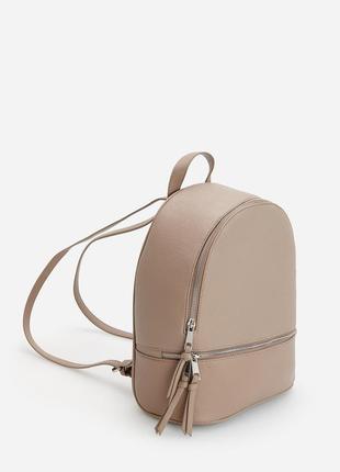 Городской кожаный рюкзак reserved