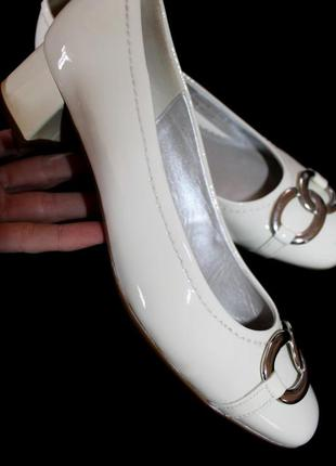 39 разм. туфли gabor. кожа. made in portugal
