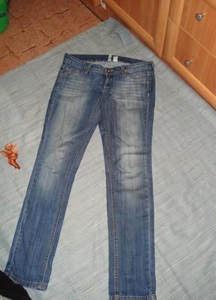 Классные джинсы mango оригинал р. 38, 10