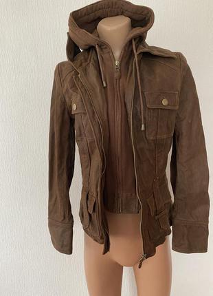 100% шкіра !! кожная куртка !!