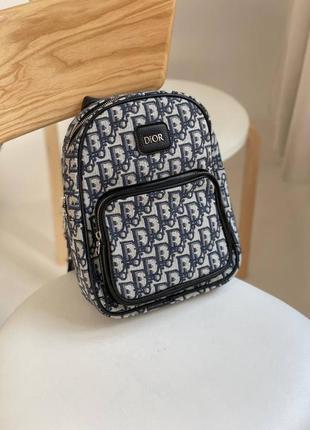 Стильный брендовый рюкзак из качественного материала