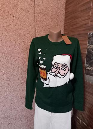 Новогодний свитер.merry christmas