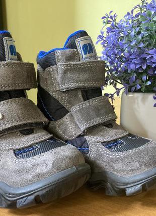 Детские ботинки elefanten