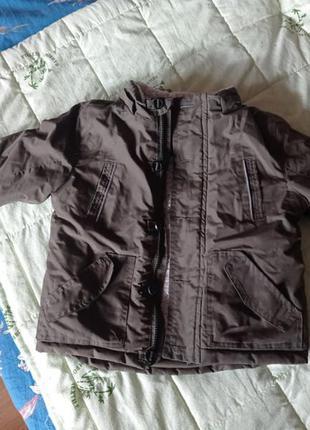 Зимняя куртка kiki koko 92 р