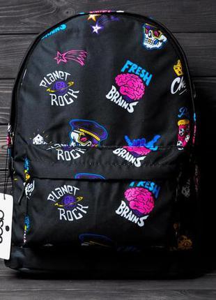 Спортивный рюкзак asos андеграунд расцветке  унисекс