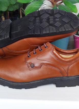 """Комфортные мягкие туфли """" clarks """" с технологией """"cushion cell"""", англия! 45 р."""