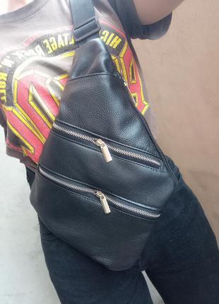 """Чоловіча кобурна сумка """"spider"""""""