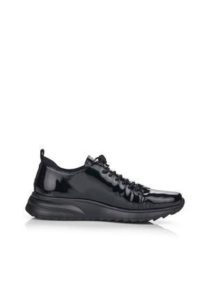 Оригінальні жіночі шкіряні черевики rieker (n6623/00)