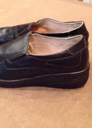 Демисезонное туфли, р.36, турция.