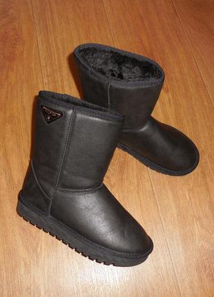 Сапоги угги * shoes* зима, р. 39 (25 см)