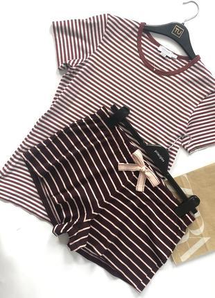 Пижама 🤎100% котон размер s