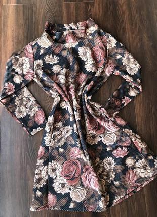 Дуже красиве плаття на осінь