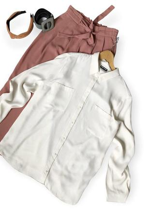 Рубашка блуза оверсайз