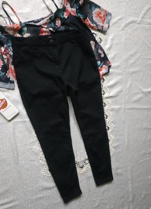 Джинсы скини джинсовые зауженные штаны