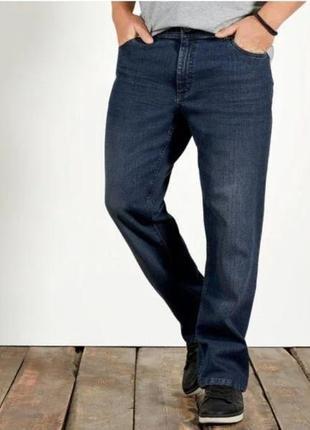Джинсы синие, джинсы мужские, livergy германия