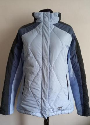 Пуховик зимняя куртка helly hansen