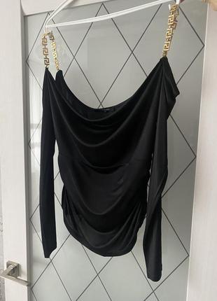 Versace топ, блуза, кофточка 38/m