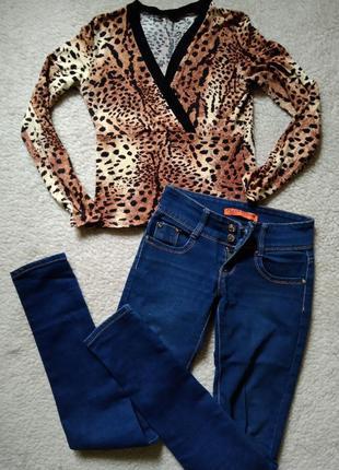 Пакет вещей 2в1: реглан + джинсы