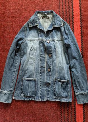 Джинсовий піджак, джинсова куртка