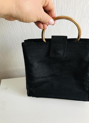 Брендовая тканевая сумка
