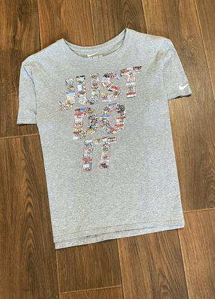Мужская крутая оригинальная футболка nike размер м