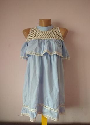 Платье плаття сукня сукенка сарафан туника  волан рюша
