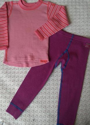 Термобілизна з мериносової шерсті термо реглан штани лосіни лонгслив термобелье шерсть мериноса