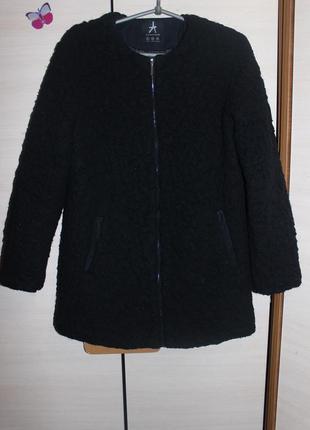 Стильне пальто шубка atmosphere