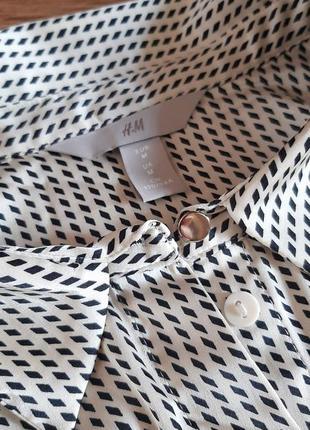 Красива стильна блуза h&m