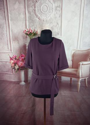Стильная блузка креп
