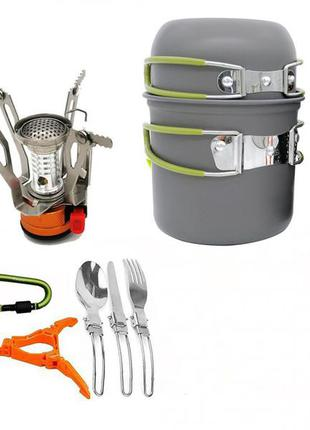 Набор посуды походный compsor - 203/70439