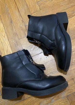 Ботинки 36 размер зима