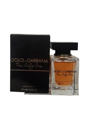 Парфюм the only one dolce&gabbana 50мл. оригинал!