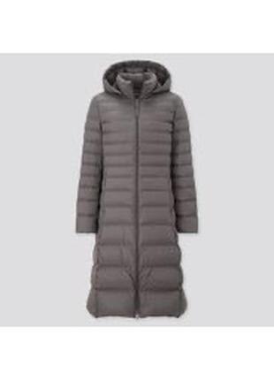 Пуховик uniqlo ultra light down coat