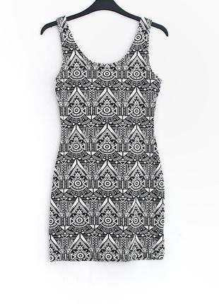 Облегающее платье atmosphere • р-р  xs-s