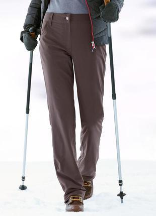 Классные женские термо брюки,tcm, tchibo, евро размер 38 (наш 44-46)
