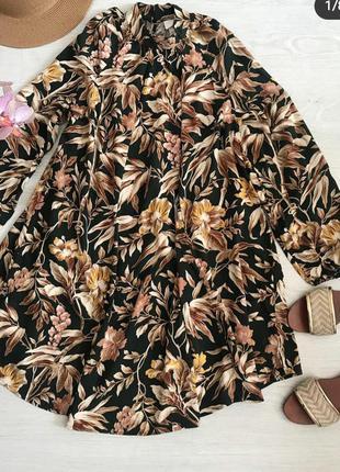 Сукня оверсайз відомого бренду  h&m