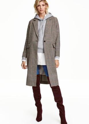 """Пальто """"h&m"""", размер l."""