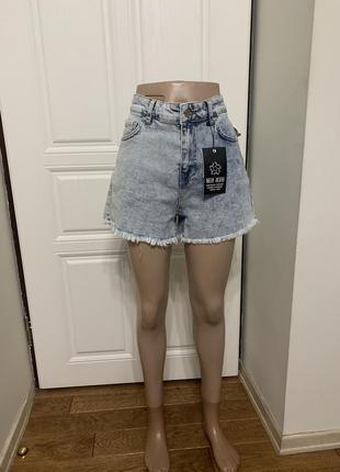 Жіночі короткі шорти джинсові
