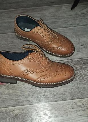 Крутые кожаные туфли occasion 31 размера, 20 см